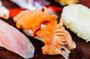 江戸前寿司には欠かせない『赤貝』