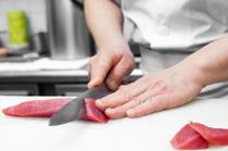 手を加えすぎない調理は、魚の味を知るには、もってこい