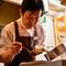 経験豊富なシェフが一流ホテルの味をリーズナブルに提供
