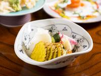 ※お写真は、コース料理の中の一品です。季節や仕入れ状況により内容変わります。
