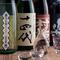 日本酒は常時80種類以上取揃え~