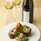 自然派ワインを中心に50種、スパイスとワインのマリアージュを