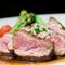 最高の食材へのこだわり「フランスシャラン産ビュルゴー鴨」