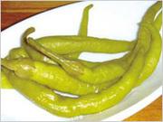 スペイン産青唐辛子のピクルス