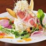 ハモンセラーノのポテトサラダ