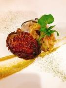 旬菜と定番の食材もフレンチスタイルでオシャレに変身