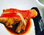 千葉・鴨川の金目鯛にプロの技を加えた 『大金目鯛の煮付け』 1尾