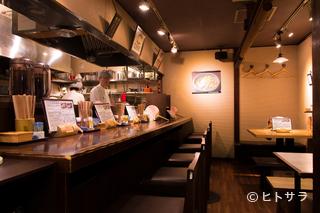 ラーメン札幌 一粒庵の料理・店内の画像2