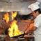中華料理は炎が命! できたてアツアツが味わえます