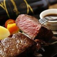 食べ応えのある食感と濃厚な味わい     エアーズロック・ステーキ      300g