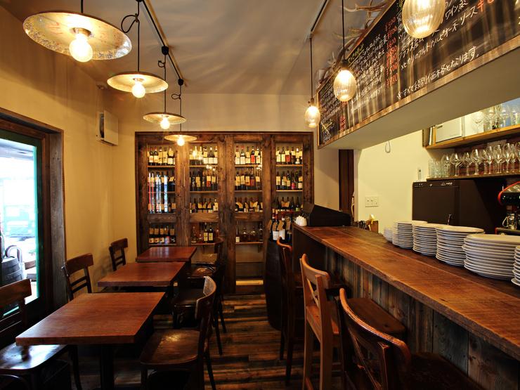 ワイン食堂 レインカラー