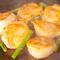 旬の素材をオリジナルバターで仕上げた限定メニュー『牡蠣』