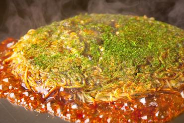 これぞ!元祖広島の味『そば肉玉』