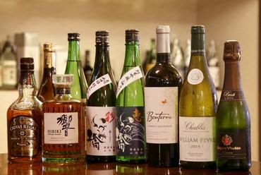 人気は神奈川の地酒。冷も燗も、お好みでチョイス