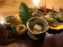季節の前菜