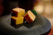 燻製焼きチーズ