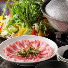 お得な女子会コースや、4000円~5500円の選べるコースをご用意(2時間飲み放題付き)。