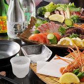 クーポン利用で4500円→4000円に!! ごっ馳流定番ご宴会コースです。