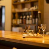 美味しい和食とお酒で大人の女子会はいかが!