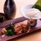 京都の豆乳を使い、特殊な製法でつくる『自家製レア豆腐』は絶品