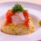 中華と和食のコラボ。新感覚で驚きの逸品『海鮮酢飯チャーハン』