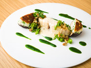 本来の食感はそのままに『牡蠣の軽いサバイヨングラタン』
