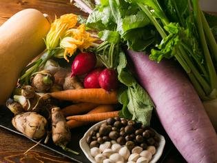契約農家から届く新鮮「野菜」と自分の足で見つける「野菜」