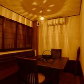 落ち着いた雰囲気で、おいしい料理とお酒が楽しめる大人の店