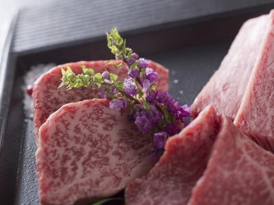 最高級の焼肉と和食のコラボレーション『各種コース』