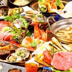◆週末(金・土)限定・選べるメイン料理の歓送迎会コース◆コースのメイン料理は皆さんでお選びください♪