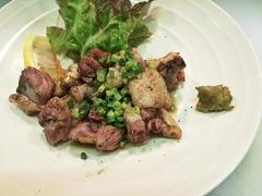 博多に来たら必ず食べたい! イカの姿造りが楽しめる宴会コース