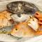 旬の鮮魚をつかった各種御料理
