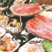 口の中でとろける一級品をお腹いっぱい食す『近江牛 大盤振舞』