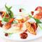 美杉産の雌鹿、季節野菜は三重の食材。山海の恵みを料理で表現