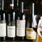 料理の脇を固めるワインは、 カンパーニャ州を中心にチョイス