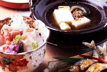 上質な食材のもつ旨味を活かした品々が堪能できる『京会席』