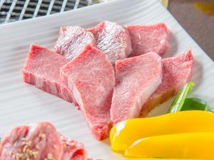 濃厚なお肉の旨みを堪能できる『空海上カルビ』