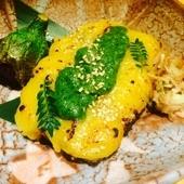 真鯛と春菜の潮汁仕立て
