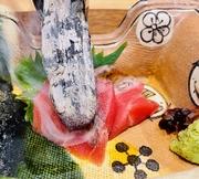 松茸の土瓶蒸し、前菜盛り、お造り、秋鮭西京焼いくらのせ、天ぷら、煮物、デザート等