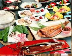 皆様に函館での夕食に何を食べて欲しいか、喜ばれるかを考え抜いたプランです。