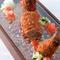 丸ごと食べる鮎の醍醐味を再構築した『鮎のコロッケ』