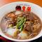 牛バラあんかけ麺