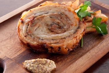 『ポルケッタ(200g)~香草風味の豚肉のロースト~』