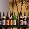 料理と相性のいい全国の日本酒が豊富、飲みたい味に出会えます