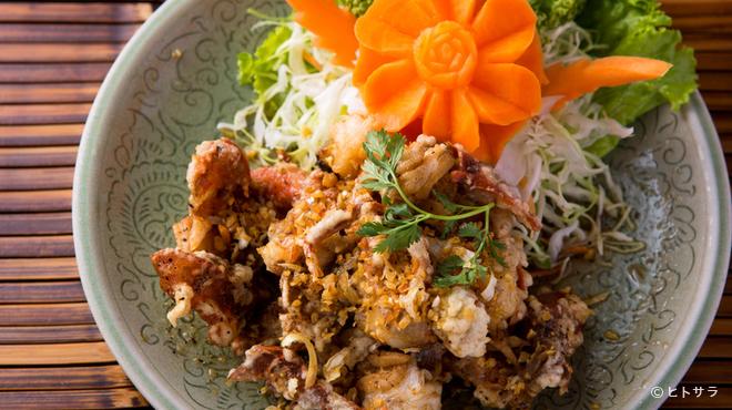 タイ国屋台式料理 スパイスMARKET>
