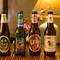 シンハー、チャーンなど、4種のタイビールが楽しめます。