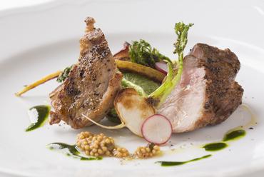 料理とサービスの質の高さから、接待の利用にも安心です