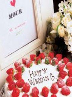 結婚式2次会、ウェディングパーティも歓迎しております!