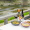 京都の風物といえば「川床」での優雅な食事