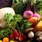 国産食材にこだわり、野菜は契約農家からの仕入れ